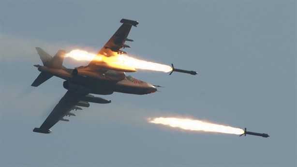 Thừa nhận phiến quân bắn rơi Su-25 Nga ở Idlib