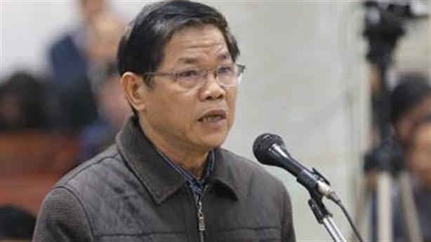 Bị cáo vụ Đinh La Thăng kháng cáo: Khó chấp nhận vì...