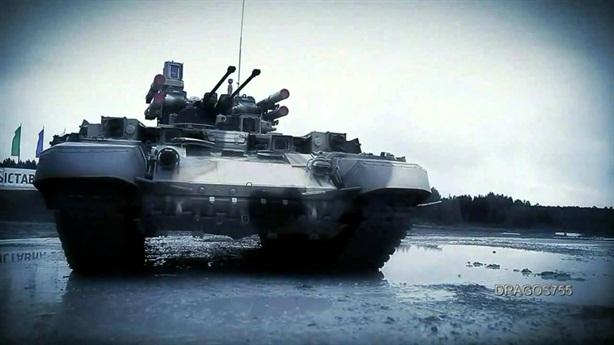 Nga công khai vũ khí mạnh hơn Armata trên Quảng trường Đỏ