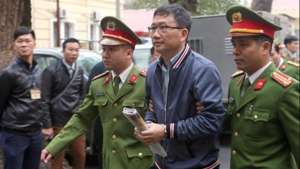 Trịnh Xuân Thanh mong gần vợ con: Ngây thơ như trẻ nhỏ