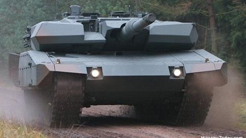 Đức coi thường tăng Armata Nga