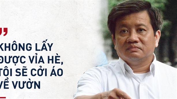 'TP.HCM không thể cho ông Hải từ chức'