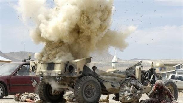 Tương lai nào chờ xe kháng mìn Thổ khi đến Afrin?