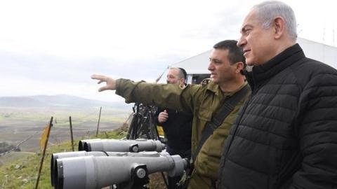 Phía sau việc Thủ tướng Israel bất ngờ thăm Cao nguyên Golan