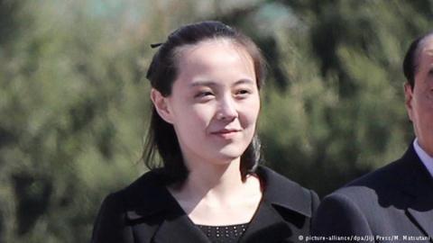 Cử em gái tới Hàn Quốc, ông Kim Jong-un quá cao tay