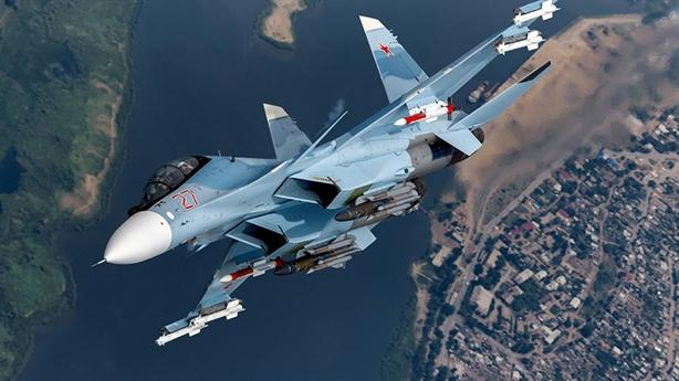 Nga nhận thêm Su-30SM cho điểm nóng Syria