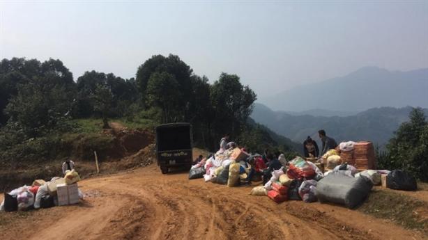 Vụ ngăn đoàn từ thiện phát quà: Bất ngờ nội tình