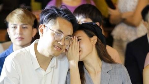 Nghi vấn Midu trục trặc tình cảm với bạn trai