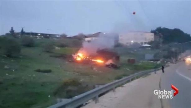 Bất ngờ vũ khí bắn hạ F-16 Israel