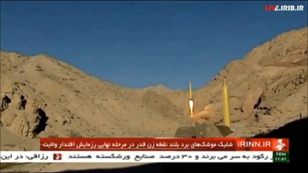 Tên lửa Iran bất ngờ diệt mục tiêu cả ngàn km