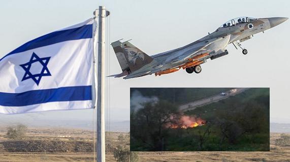 Hậu F-16 bị bắn rơi: Israel nhờ Nga hạ nhiệt Iran?