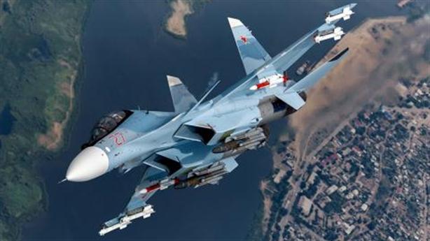 Su-30SM được trang bị hệ thống nhắm mắt bắn trúng