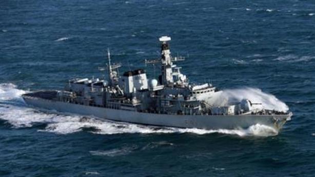 Báo Trung Quốc phản ứng tàu săn ngầm Anh đến Biển Đông