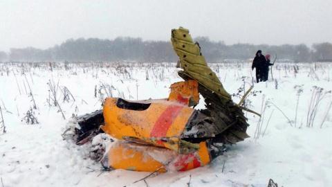 Tai nạn máy bay Nga: Phi công đã báo lỗi kỹ thuật