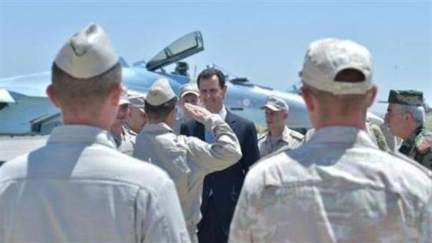 Israel đánh phủ đầu Syria-Iran, giúp Mỹ trả đũa Nga?
