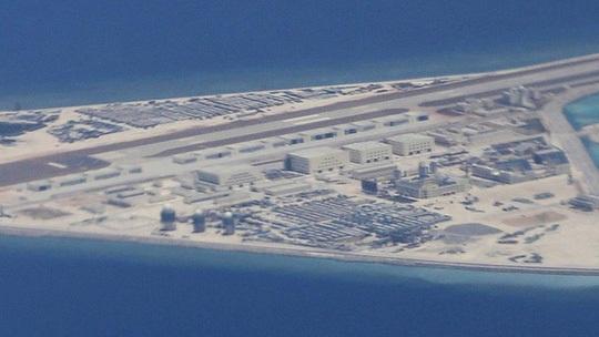 Mỹ tố Trung Quốc đang tăng cường quân sự hóa Biển Đông