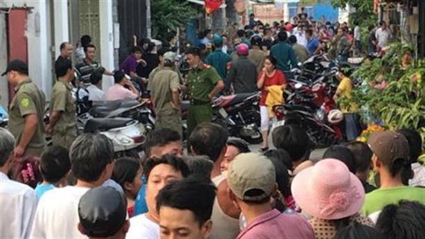 Thảm án ở Sài Gòn: Đã bắt được nghi phạm...