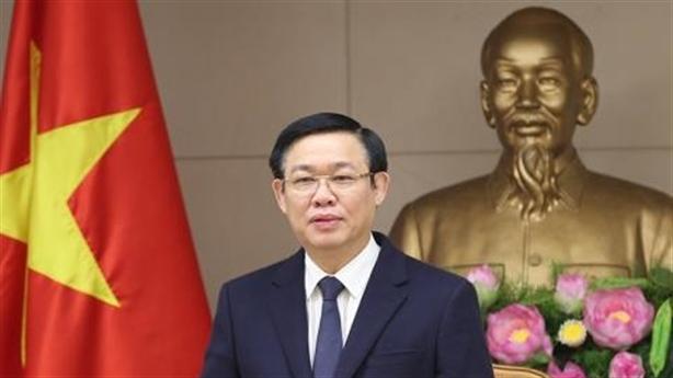 Phó Thủ tướng Vương Đình Huệ nói về triết lý 'vô vi'