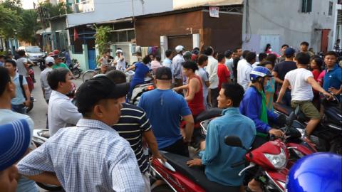 Thảm án ở Sài Gòn: Thi thể nhiều vết đâm, vết cắt