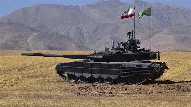 Iran trang bị tăng nội địa mạnh hơn T-90 Nga