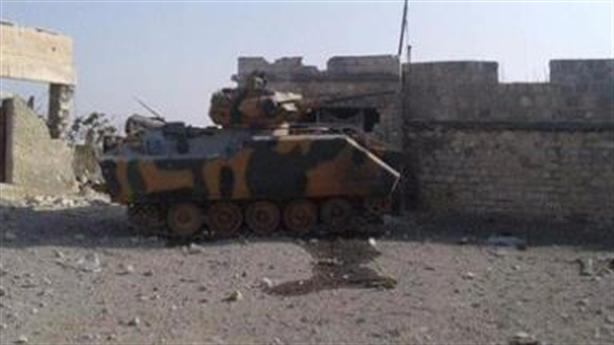 Đơn vị nữ YPJ diệt gọn xe chiến đấu Thổ tại Afrin