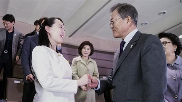 Gió đổi chiều trên bán đảo Triều Tiên