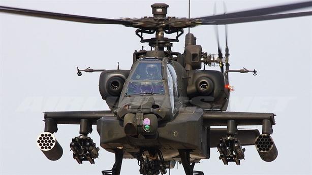 Trạng bị JAGM: Apache AH-64 như hổ mọc thêm cánh