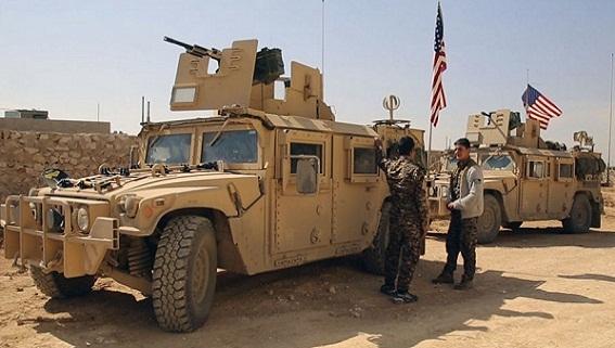 Mỹ thay đổi chiến lược: Ngoạm một mảng lớn của Syria