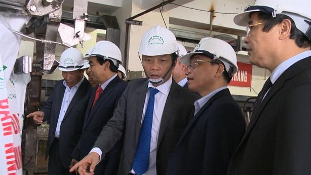 Đạm Ninh Bình lại muốn vay tiền: Bộ trưởng nói lời thẳng!