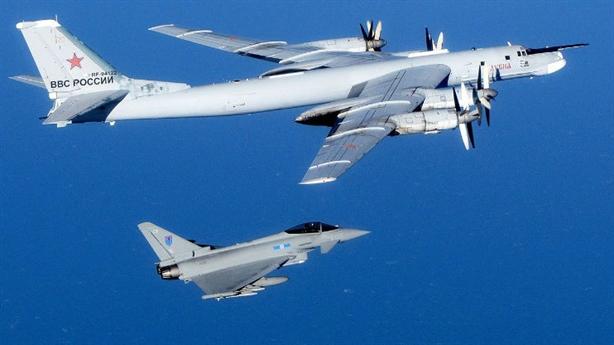 Cặp Tu-95 Nga khiến Không quân Nhật báo động, Mỹ bất an