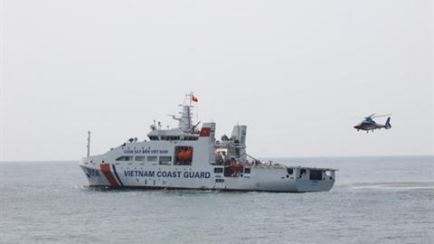 Cảnh sát biển Việt Nam sẽ có không quân riêng biệt?