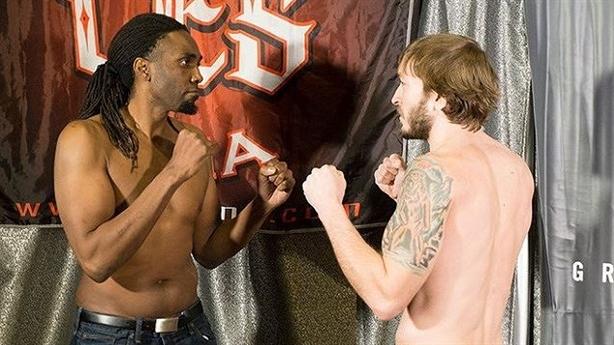 Võ sĩ MMA ra đòn hiểm tự hạ knock-out chính mình