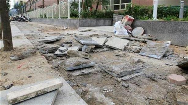 Lát đá vỉa hè Hà Nội: Thanh tra kết luận nóng