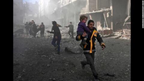 Nóng Syria: Tại sao 'vùng giảm căng thẳng' lại căng thẳng?
