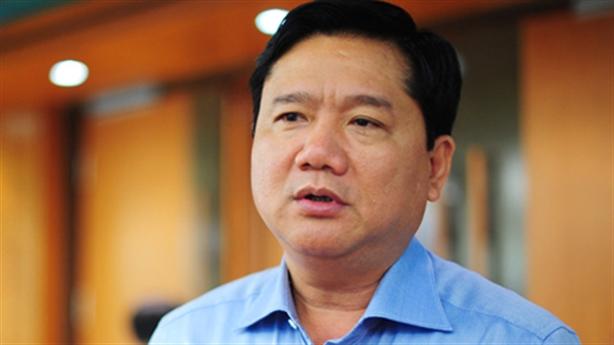 Ông Đinh La Thăng lại tiếp tục hầu tòa