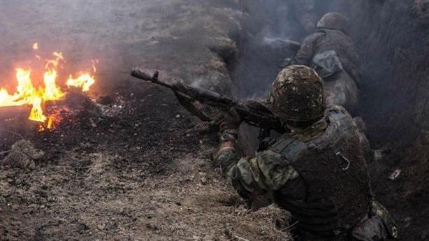 Súng nổ sau luật tái hòa nhập Donbass