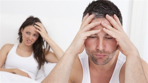 Hậu quả giật mình do tiểu đêm và sinh lý yếu