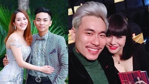 Những mối tình chị em showbiz Việt sắp về đích