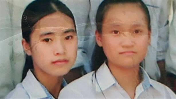 Hai nữ sinh mất tích: Con lên phố, bố mẹ đừng lo