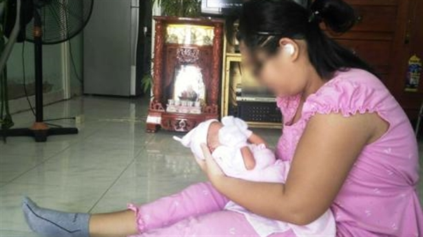 Kẻ hãm hại bé gái: 'Quan hệ 1 lần sao có thai'