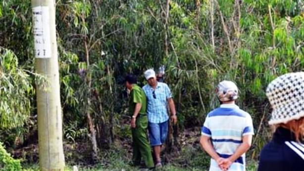 Hai bố con bị sát hại trong rừng: Tranh chấp đất đai?