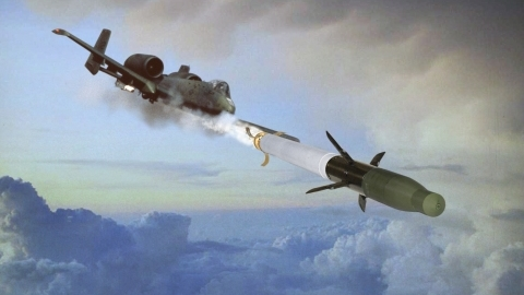 Vũ khí mới khiến F/A-18 tấn công mạnh ngang A-10