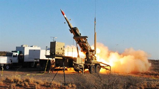 Mỹ dùng PAC-3 bắn rụng tên lửa đạn đạo