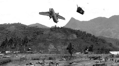 Pháo mặt đất bắn rơi máy bay trong chiến tranh Việt Nam