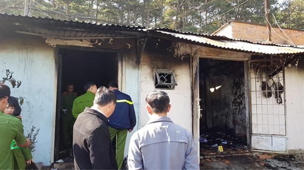 5 người chết cháy ở Đà Lạt: Mâu thuẫn do con gà?