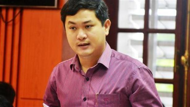 Ông Lê Phước Hoài Bảo vẫn làm ở Sở KH-ĐT Quảng Nam