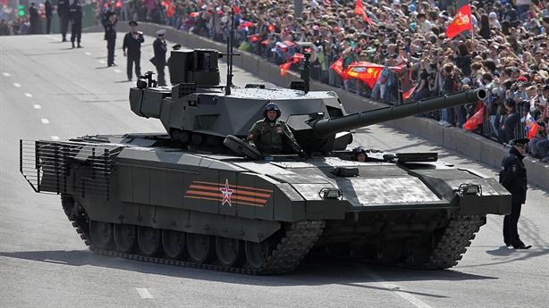 Tăng Armata không hề mang tính cách mạng