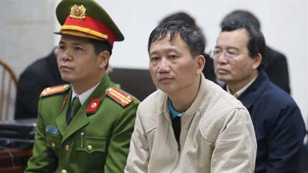 Vì sao con trai Trịnh Xuân Thanh kháng cáo, xin trả nhà?