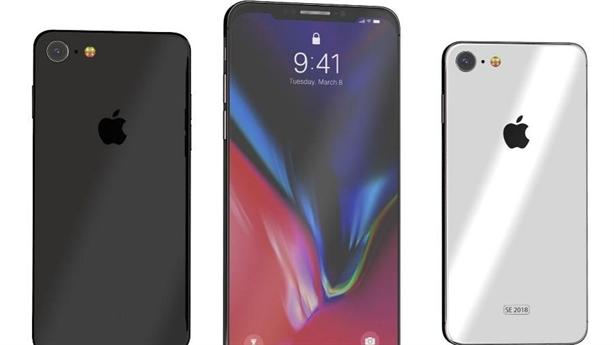 Apple sắp trình làng smartphone phá đảo làng điện thoại di động?