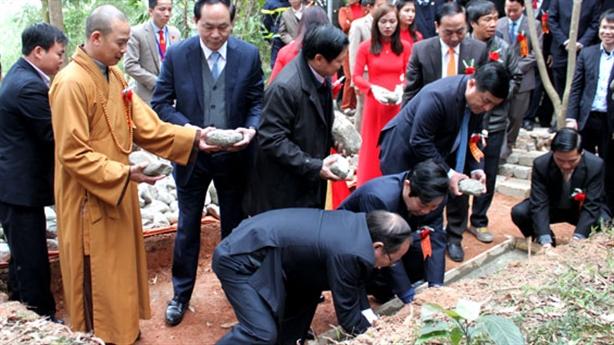 Siêu dự án tỷ phú Xuân Trường bị Thái Nguyên dừng?
